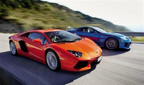 Lambo Vs by Work If You Can Get It Topcar Pits The Lfa Against
