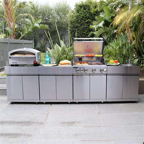 prefabricated outdoor kitchen islands prefab outdoor kitchen island home designs 4396