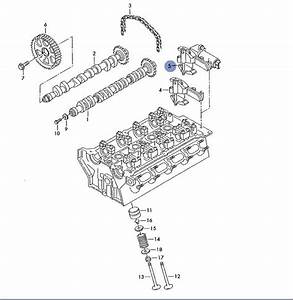 A Camshaft Position Actuator Control Circuit Low  Bank 1