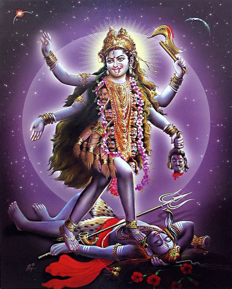 Image result for hindu goddess kali