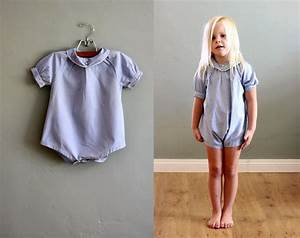 Vintage Children's Clothes Girl Gloss