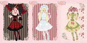 Lolita fashion creator dress up game by Pichichama on DeviantArt