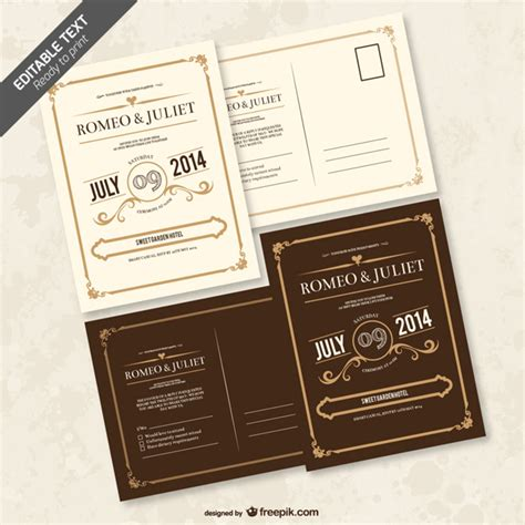 editable wedding invitation editable wedding invitation vector free