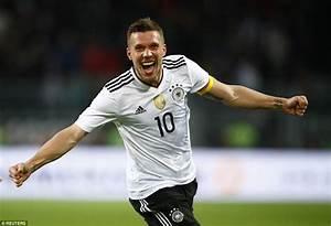 Germany 1-0 England: Lukas Podolski scores thunderbolt ...