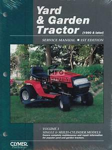 Yard  U0026 Garden Tractor Service Manual