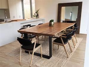 Wood Slab Table - Lumber Furniture