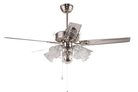 luxury ceiling fans with 5 light kits for foyer restaurant