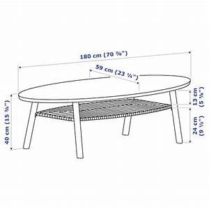 Couchtisch Oval Ikea : stockholm coffee table walnut veneer ikea ~ Watch28wear.com Haus und Dekorationen