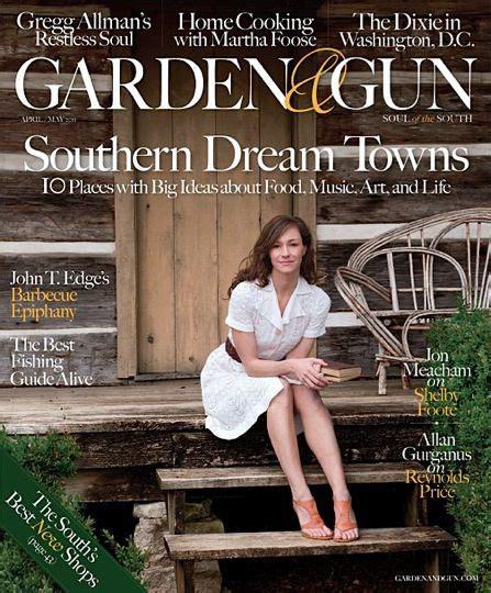 garden and gun magazine garden gun magazine serious other