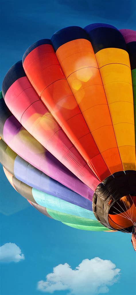 mc wallpaper baloon pretty sky wallpaper