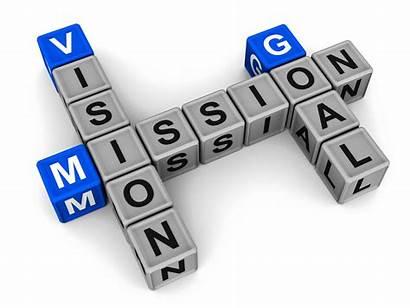Vision Mission Goal Clipart Clip Statement Goals