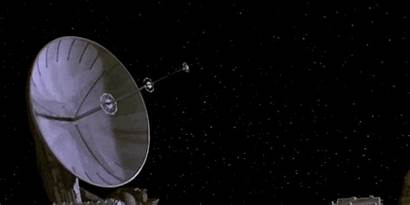 Force Space Weapon Satellite Weapons Jammer Communication