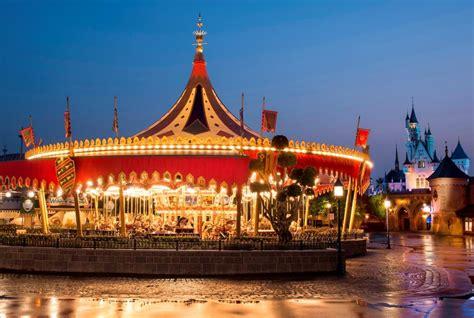 Hong Kong Disneyland Attractions
