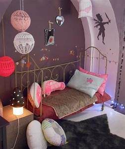 Lit Fer Forgé Fille : lit fer forge girls bedroom kids bedroom kids room et fairytale bedroom ~ Dode.kayakingforconservation.com Idées de Décoration