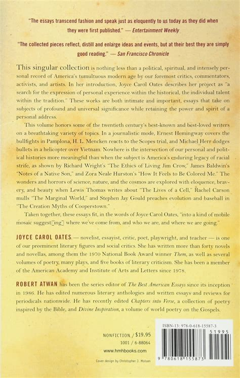 the best american essays of 2011