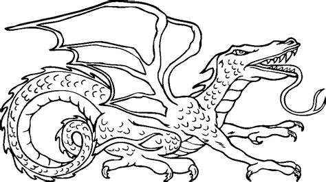 Light House Hockey by Mythological Dragons 35 Dragon Coloring Pages And Pictures