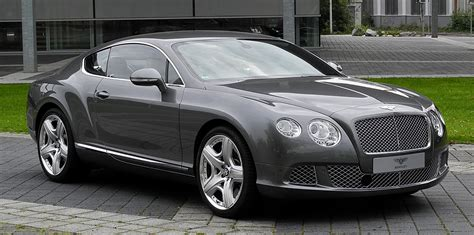 Bentley Continental Photo bentley continental history photos on better parts ltd