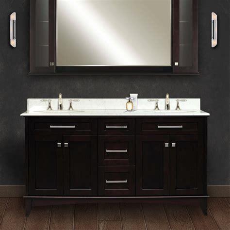 60 inch bath vanity double sink 60 inch double sink bathroom vanity a realistic review