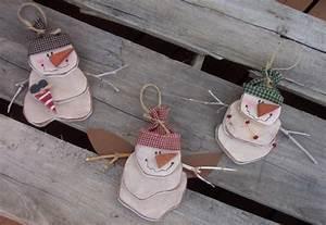 Basteln Mit Holz Weihnachten : schneemann basteln stimmungsvolle deko f r weihnachten ~ Whattoseeinmadrid.com Haus und Dekorationen