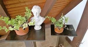 Säulen Aus Holz : deko s ulen aus alten holzbalken nat rlich deko ~ Orissabook.com Haus und Dekorationen