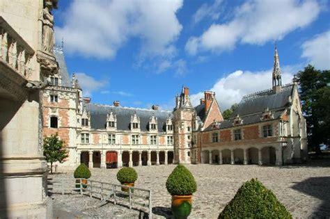 chambres d h es blois chambre du roi château royal de blois photo de chateau