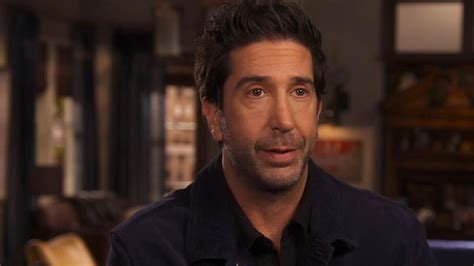 David schwimmer says he fought for more diverse friends castingi campaigned for years to have ross date women of color. 'Friends' Still Pays David Schwimmer and His Co-Stars How Much?!   Entertainment Tonight