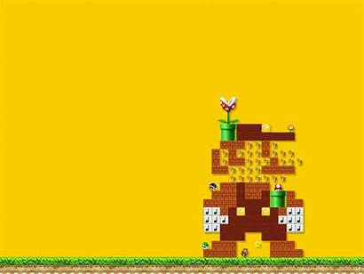 Mario Maker Super Wallpapers Nintendo Official 3ds