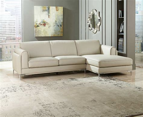 beige sectional sofa homelegance hugo sectional sofa beige top grain leather