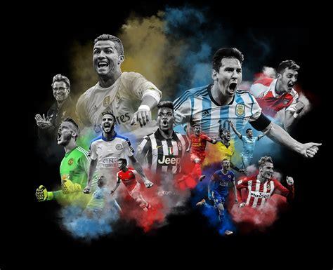 beautiful football desktop wallpaper   edits  deviantart