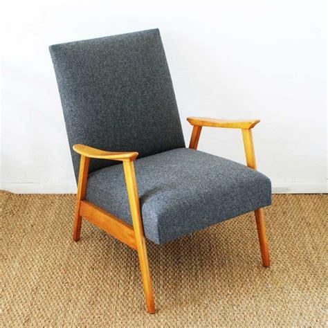 fauteuil scandinave 233 e 50 vue sur www bobidavintage