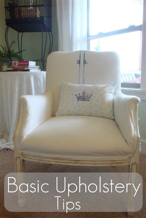 Upholstery Classes Portland by Basic Upholstery Tips Noble Vintage