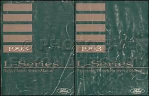 1993 Ford L8000 Wiring