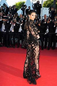 Robe cannes kendall jenner cannes 2017 decouvrez les for Kylie jenner robe