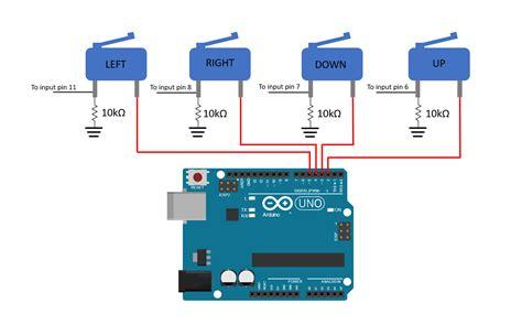 Way Joystick Control Arduino Project Hub