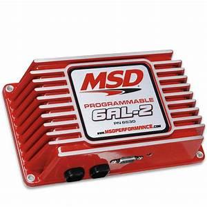 Msd 6530 Msd Digital Programmable 6al