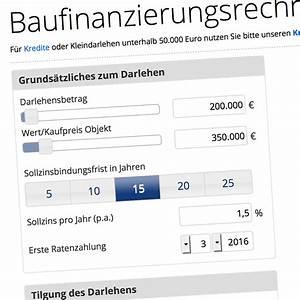Monatsrate Berechnen : finanzplanung f r den hausbau herangehensweise und tipps ~ Themetempest.com Abrechnung