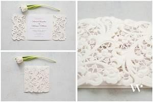 diy wedding wednesday stationery the laser cut look on diy With homemade laser cut wedding invitations