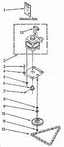 Kenmore Compactor Parts