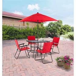 Walmart Patio Dining Sets With Umbrella by Patio Walmart Patio Dining Sets Home Interior Design