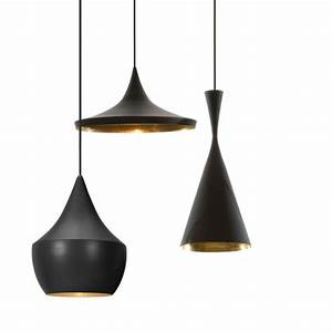 Tom Dixon Lamp : beat light pendant lamps tom dixon shop ~ Markanthonyermac.com Haus und Dekorationen
