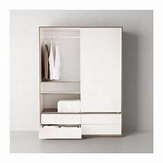 Brand New Ikea Trysil White Wardrobe For Sale Barely Used
