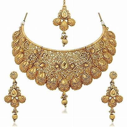 Traditional Jewellery Gold Necklace Jewelry Necklaces Kundan