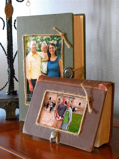 diy photo  picture frame crafts ideas