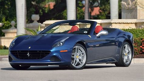 Buy ferrari california 2 doors cars and get the best deals at the lowest prices on ebay! 2018 Ferrari California T 70th Anniversary Edition   S96   Monterey 2018