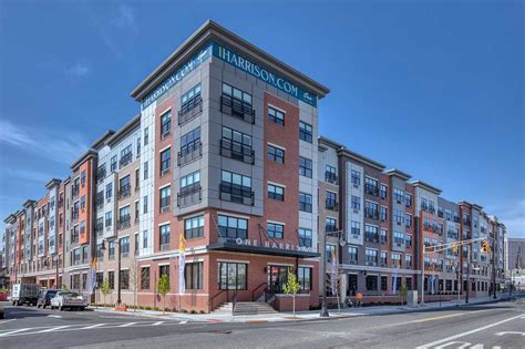 harrison launches leasing jersey digs