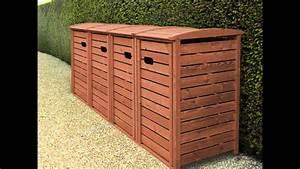 Bootslack Für Holz : m lltonnenbox holz f r 120 240 liter m llbox standard youtube ~ Orissabook.com Haus und Dekorationen