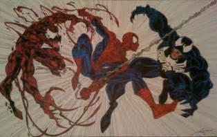 Spider-Man vs Symbiote Spider-Man