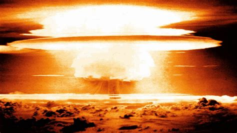 nuclear explosions    change