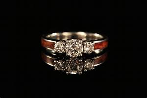 try this wooden engagement rings for womens engagement rings With wedding rings made of wood