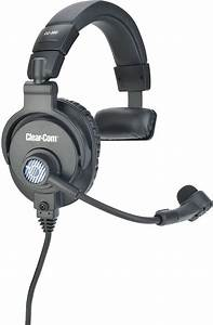 Clear-com Cc-300-y4 Single-ear Headset Mic